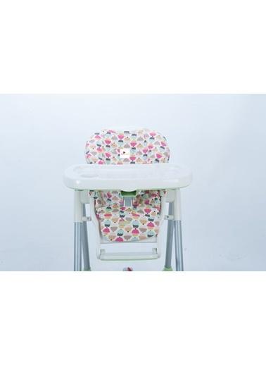 Mama Sandalyesi Kılıfı  Cupcake-Moms Cotton